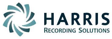 Harris Recording Solutions Logo