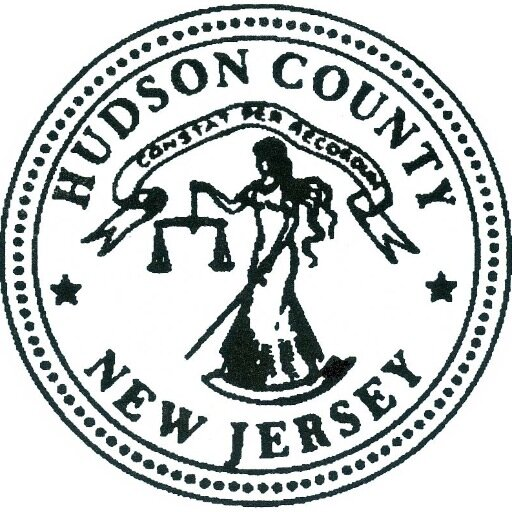 Seal of Hudson County NJ